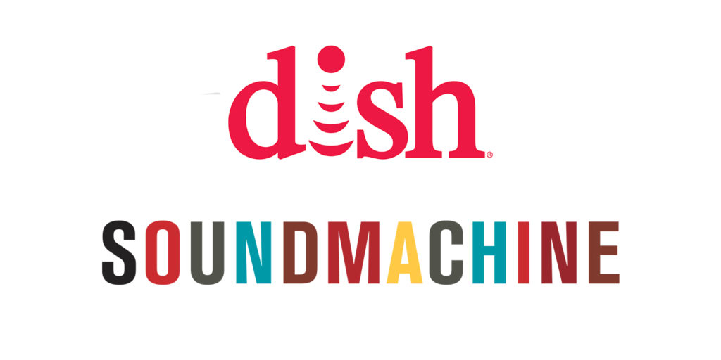dish and soundmachine
