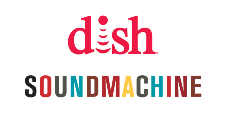 dish and soundmachine