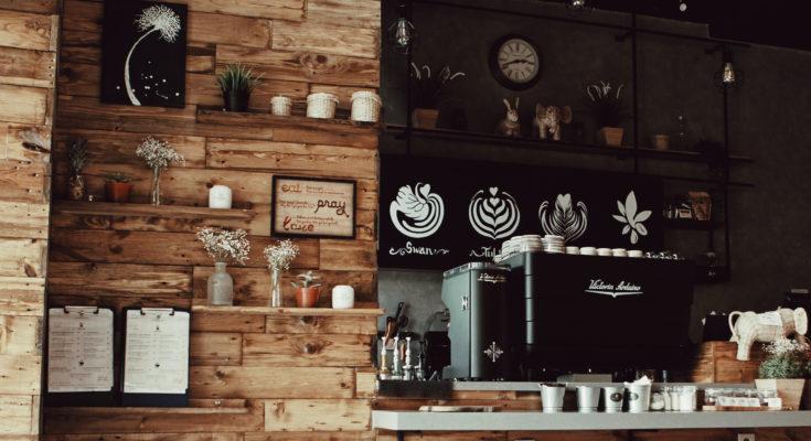 coffee shop music